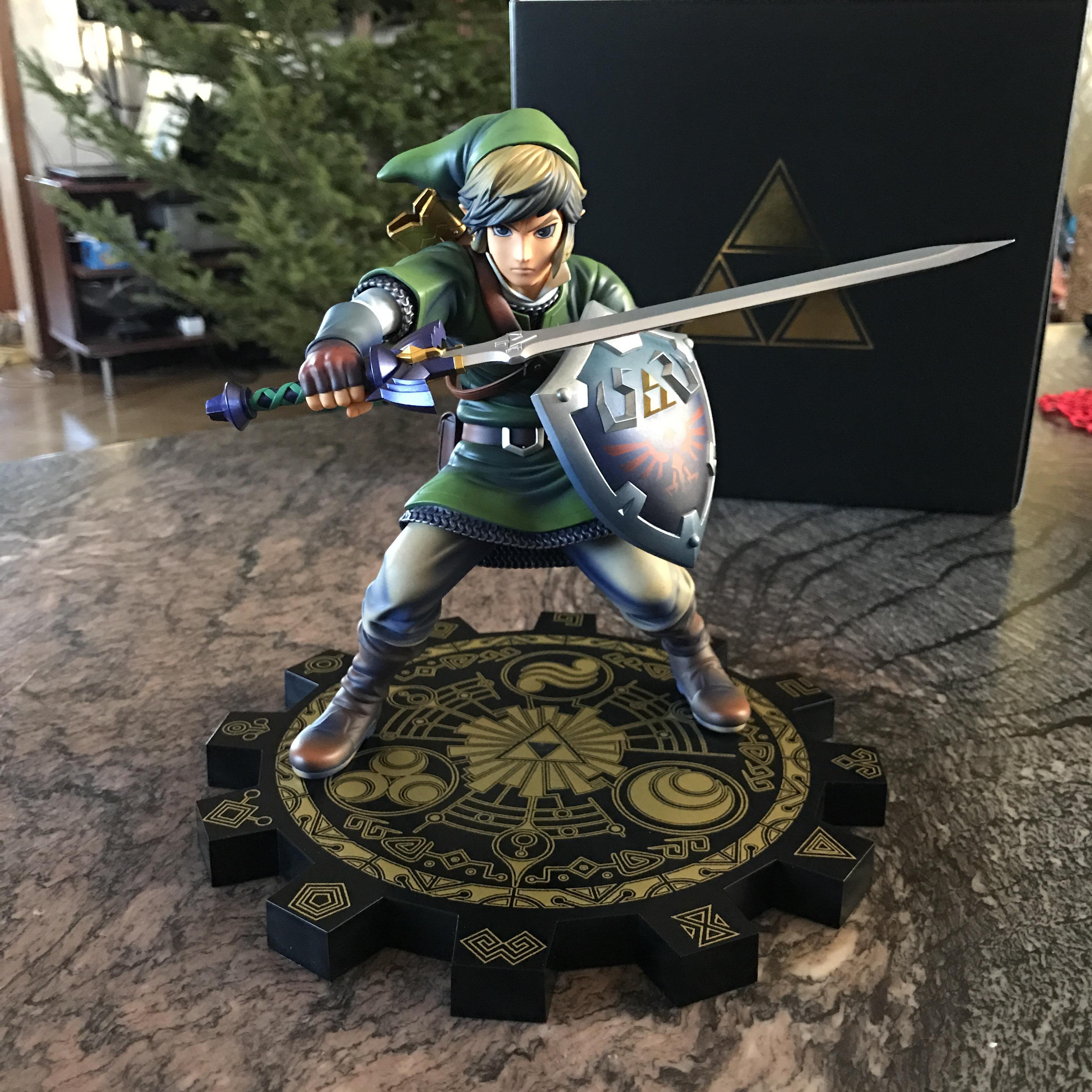 The Legend of Zelda Skyward Sword Link 1//7 Scale Figure